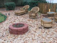 fire pit brick adhesive  Design and Ideas