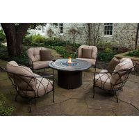 Fire Pit Table Set Costco  Design and Ideas