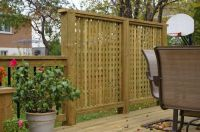 ideas for patio privacy screens  Design and Ideas