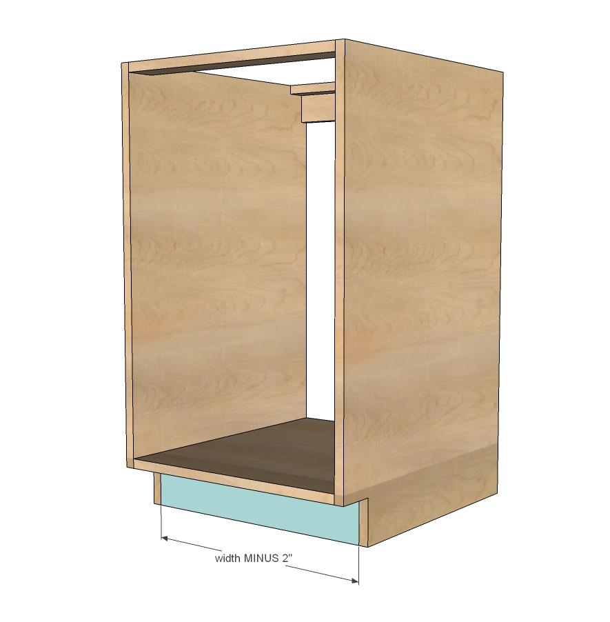 Kitchen Cabinet Parts Hardwood Face Frame  Design and Ideas