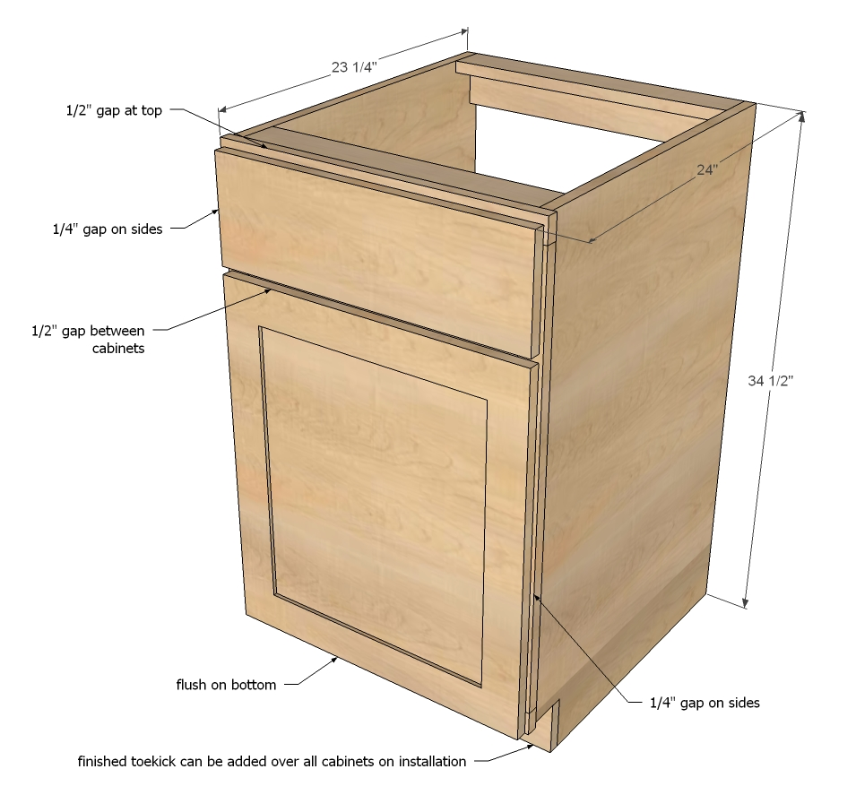 Kitchen Cabinet Parts Countertop Support  Design and Ideas
