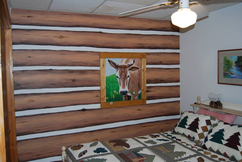 Cozy Log Cabin Interiors Design And Ideas
