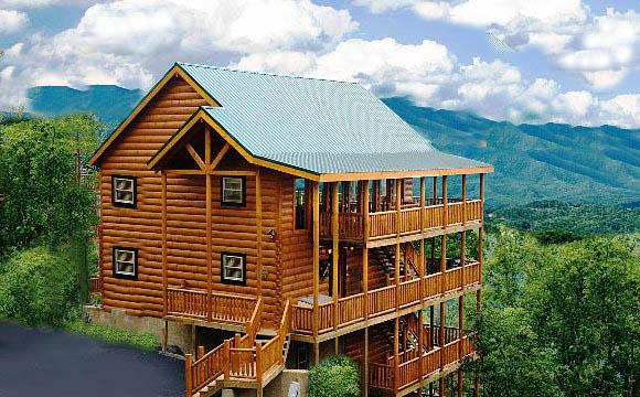 modern cabins in gatlinburg  Design and Ideas