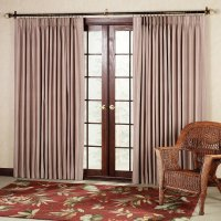 Outdoor Patio Curtains Lowes  Design and Ideas