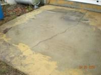 painting concrete patio stencil  Design and Ideas