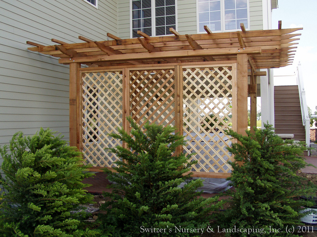 Patio Deck Privacy Screens Design And Ideas