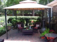 Patio Tents Canopy  Design and Ideas