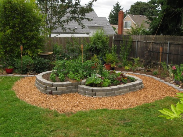 simple landscaping ideas with
