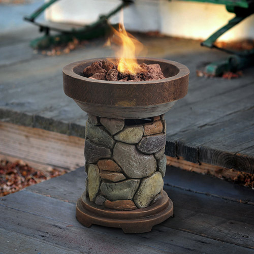 Tabletop Fire Pit For Smores  Design and Ideas