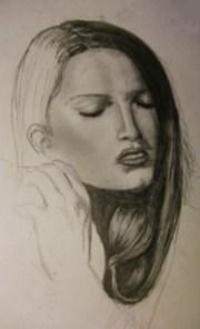 pencil drawings arianna bragaglia