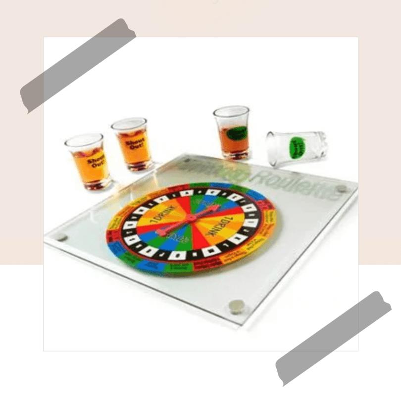 juego de mesa beber