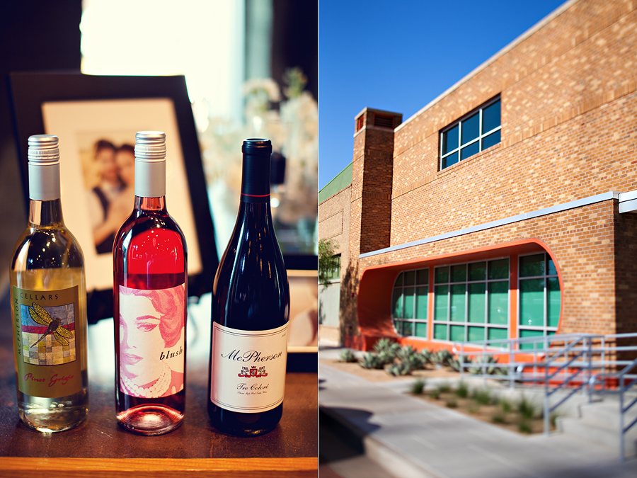Mcpherson winery wedding details lubbock texas wine wedding details by aric and casey photography