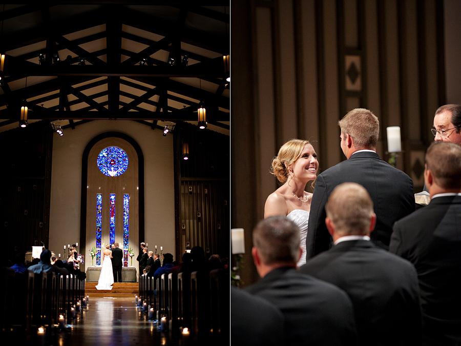 First Christian Church Lubbock Wedding