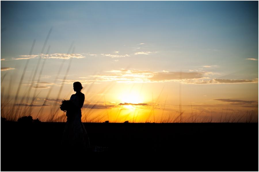 lubbock sunset bride