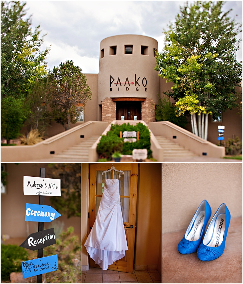 Paa-Ko Ridge Golf Club Wedding