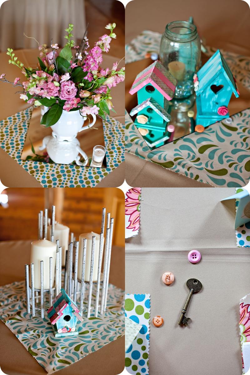 whimsical wedding details