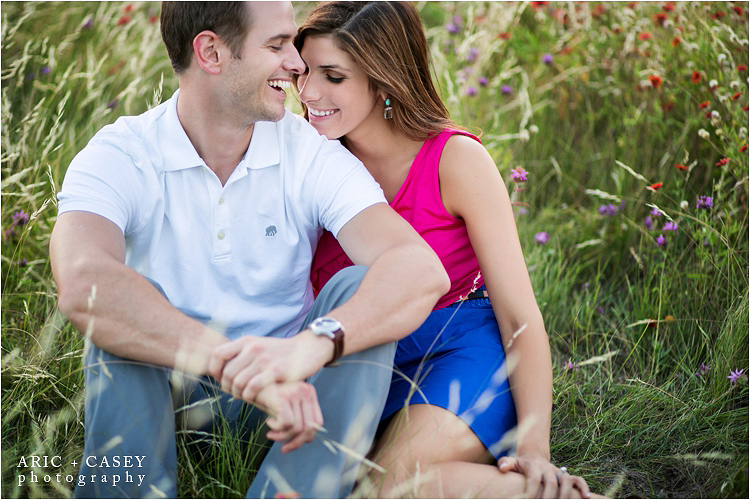 sweet austin texas engagement photos