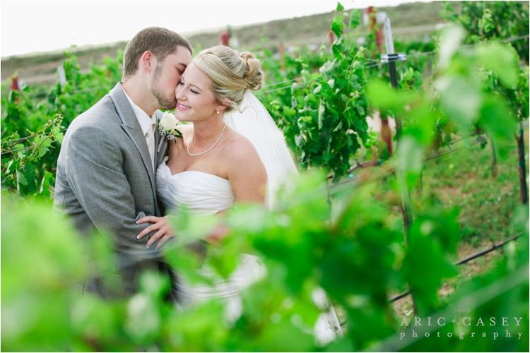 Vineyard Wedding in Canadian Texas