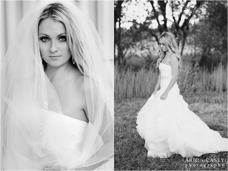 Best Lubbock Bridal Photos