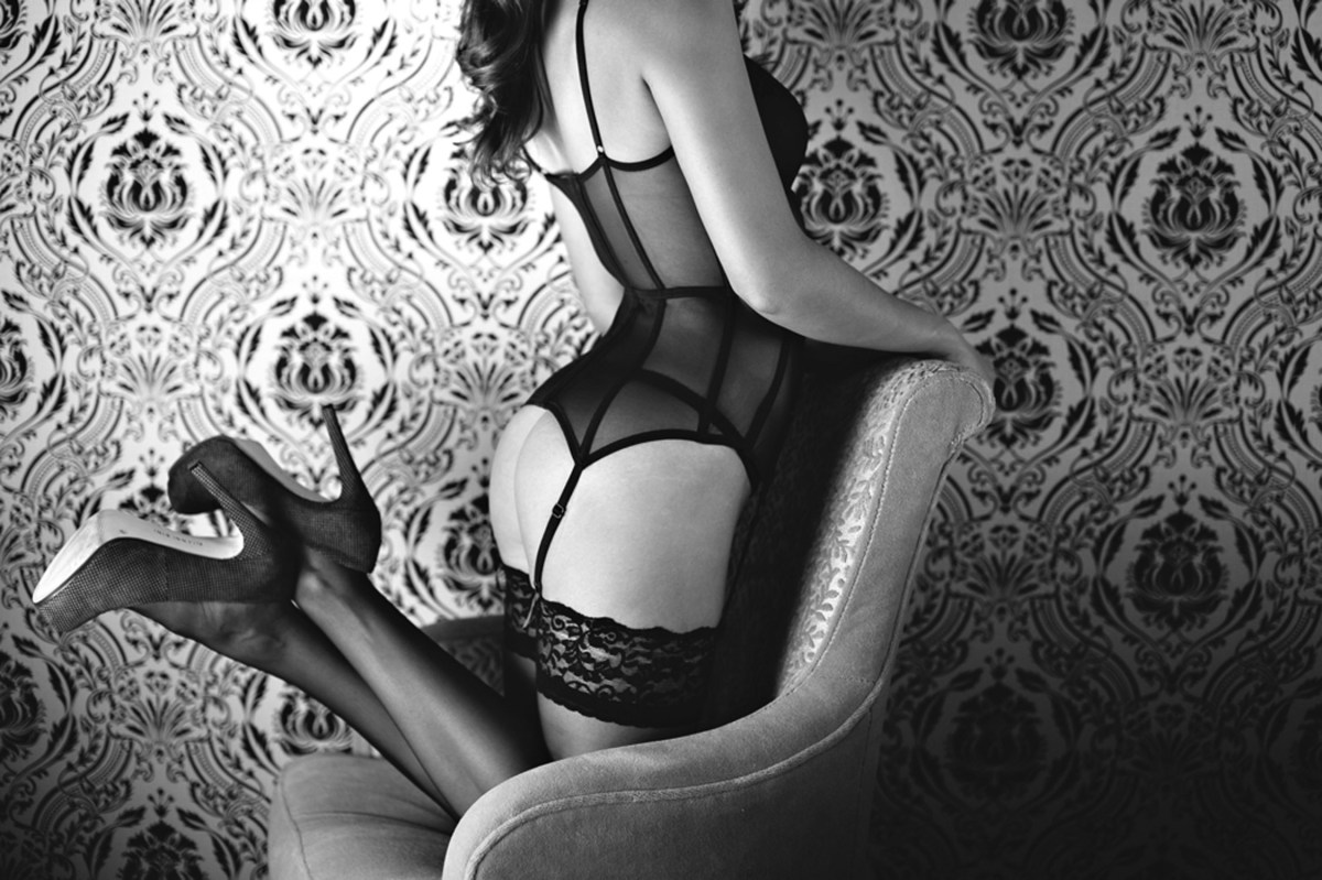 photography lubbock boudoir black and white