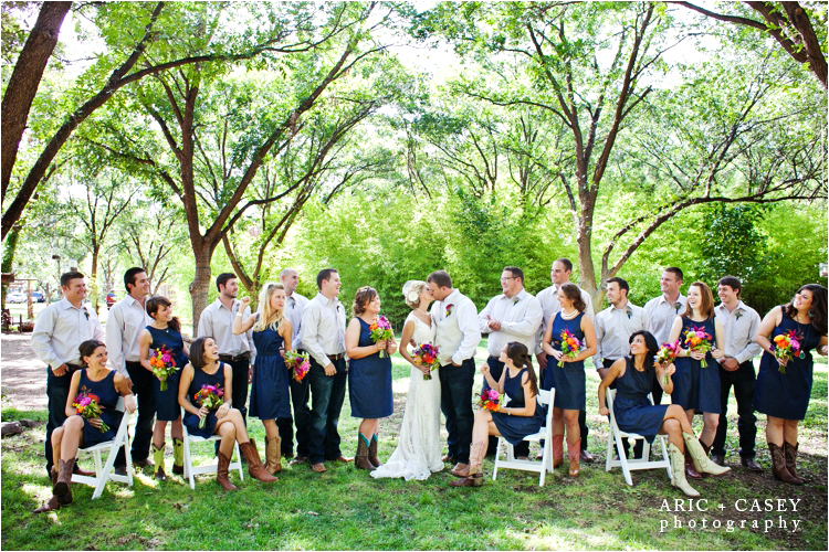 lubbock outdoor wedding venue