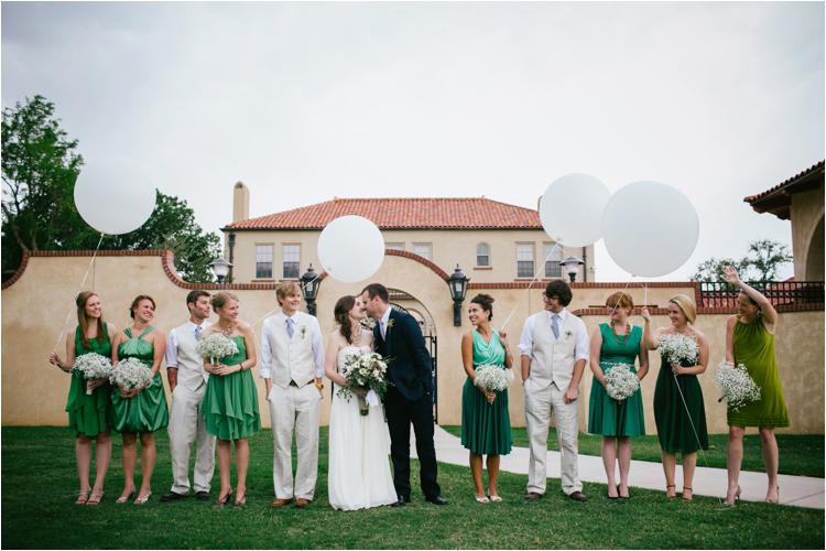Outdoor Wedding Venues Lubbock