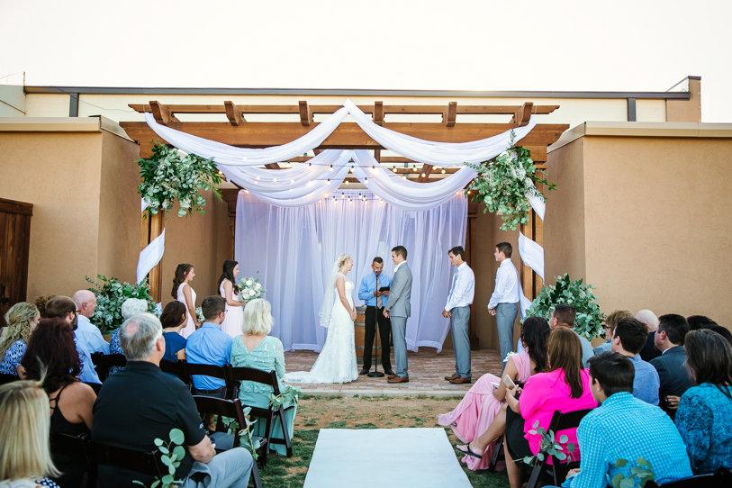 llano estacado lubbock outdoor wedding venue