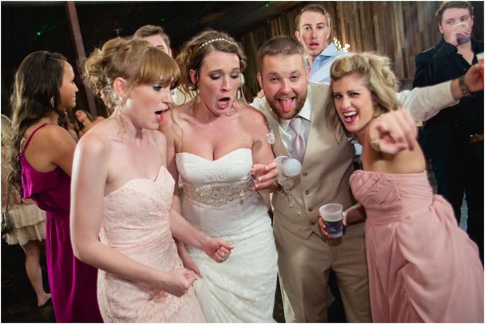 wedding fun moments