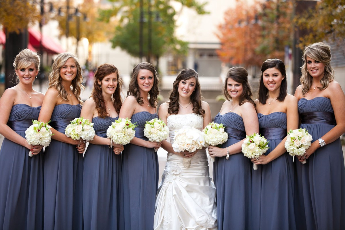 dallas bridesmaids