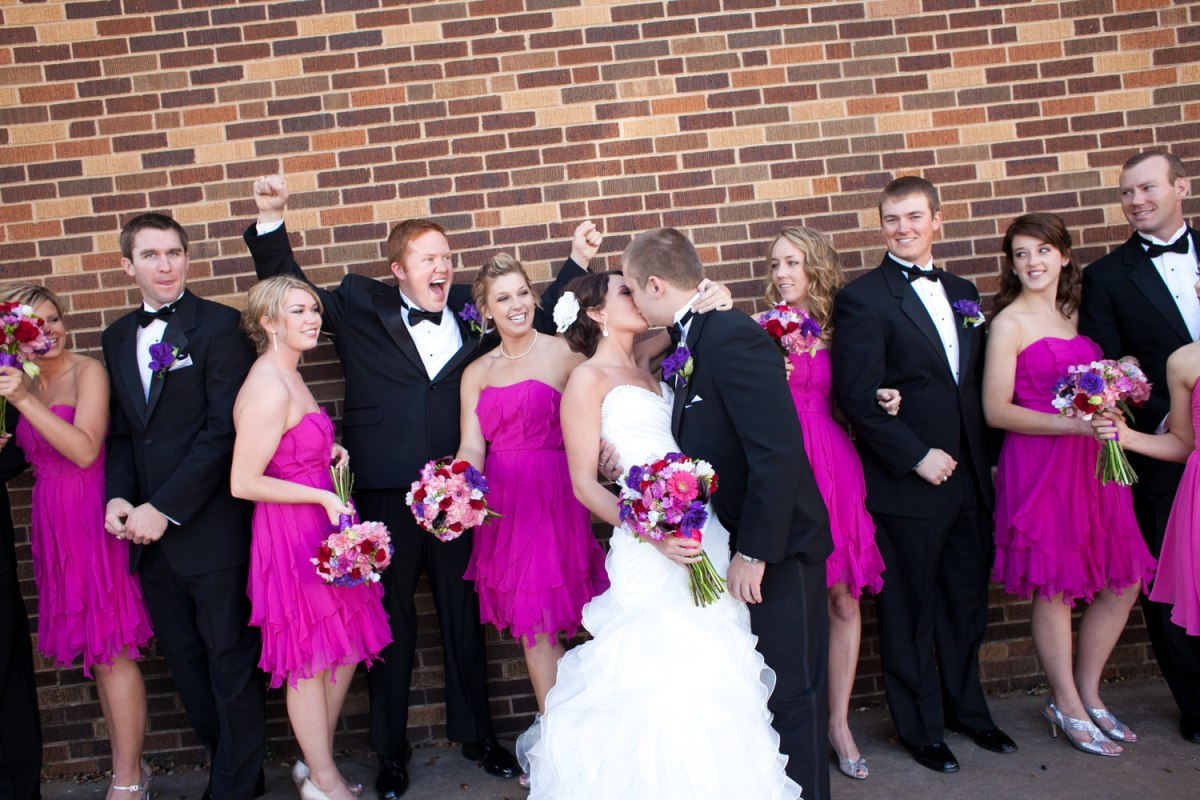 bridal party lubbock
