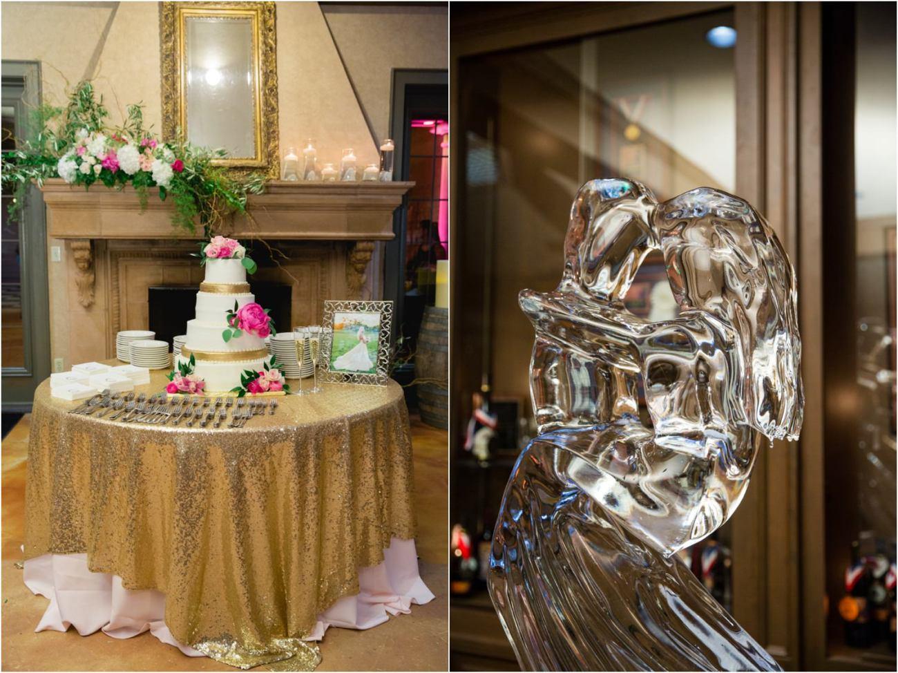 grayce floral wedding details