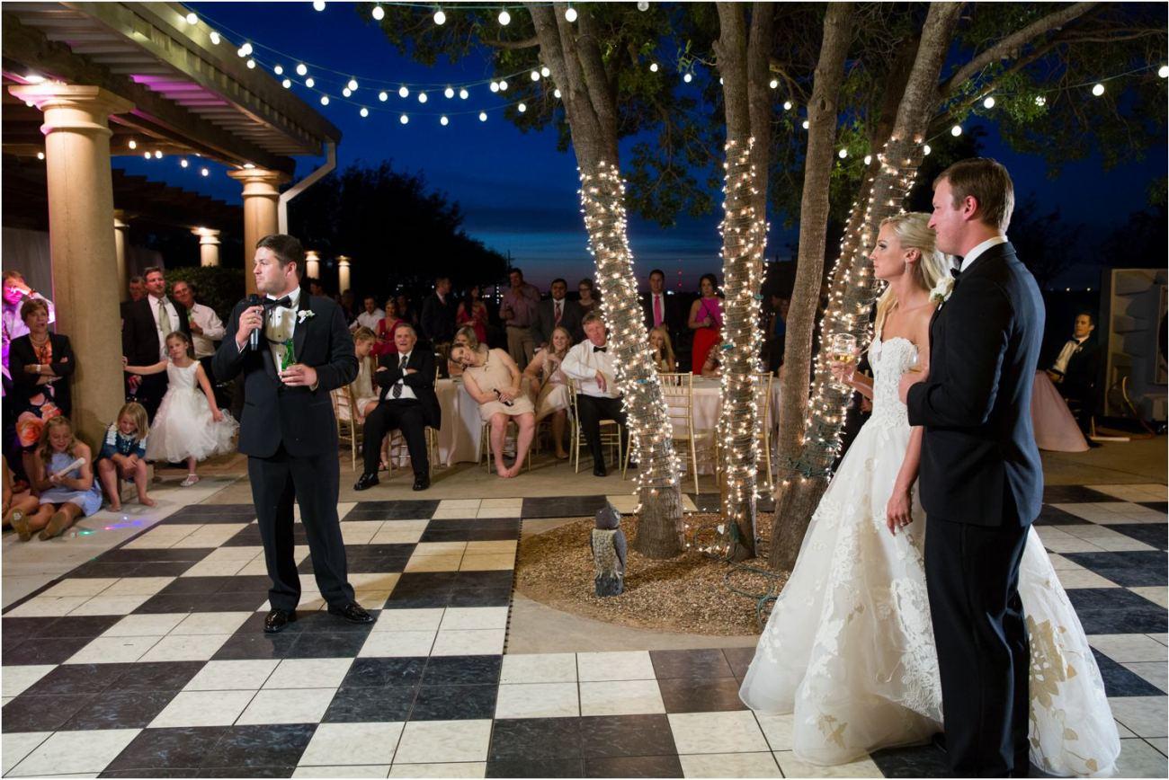 lubbock wedding reception venue