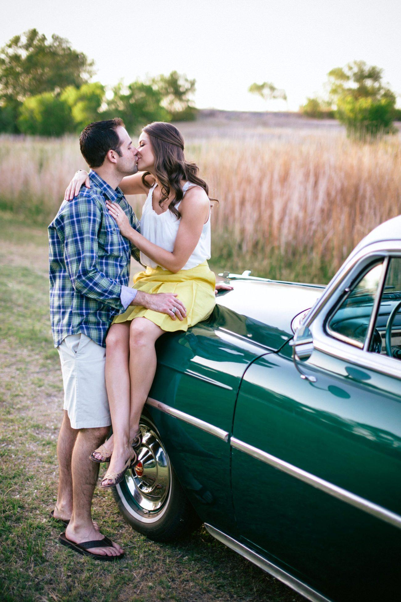 lubbock car engagement