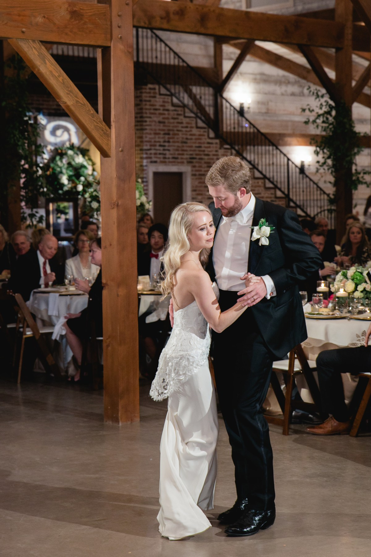 eberley brooks events first dance