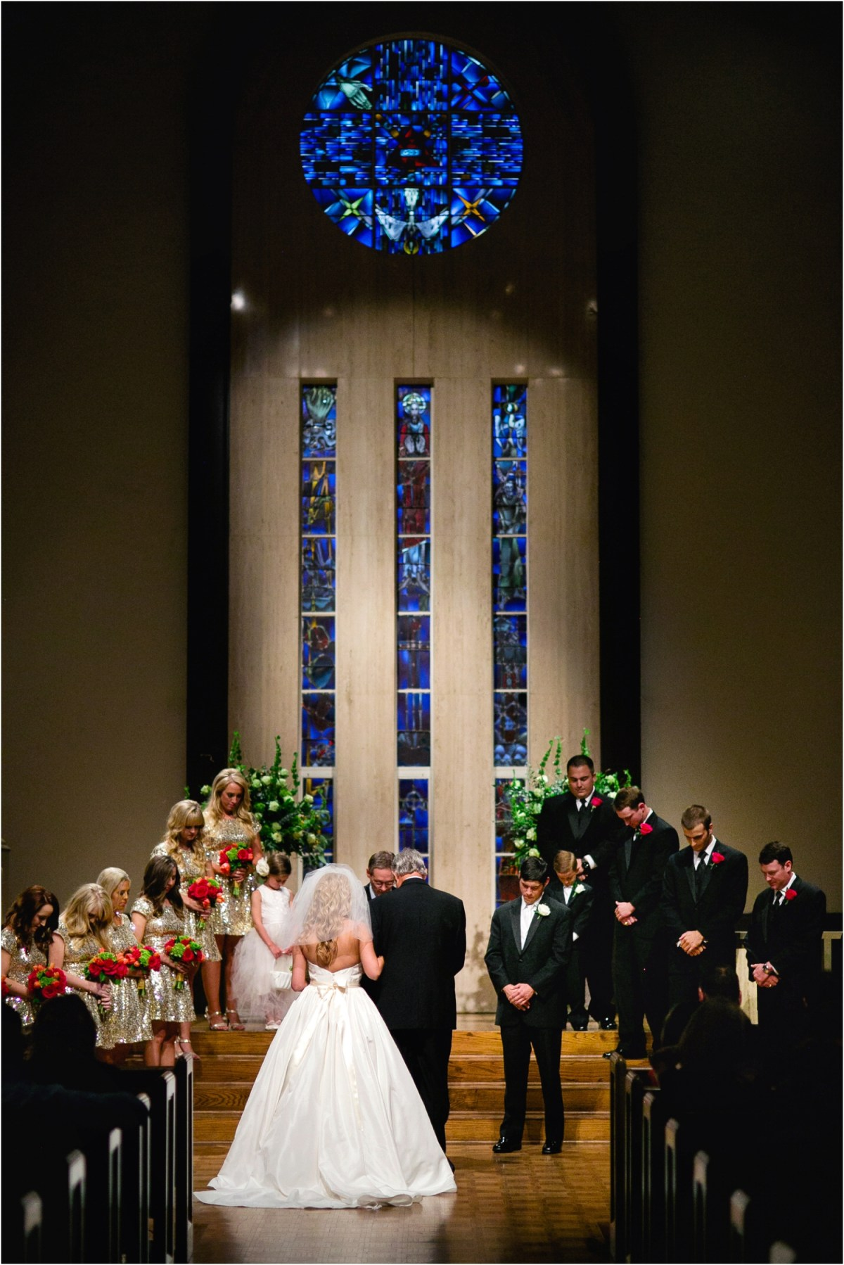 lubbock church wedding