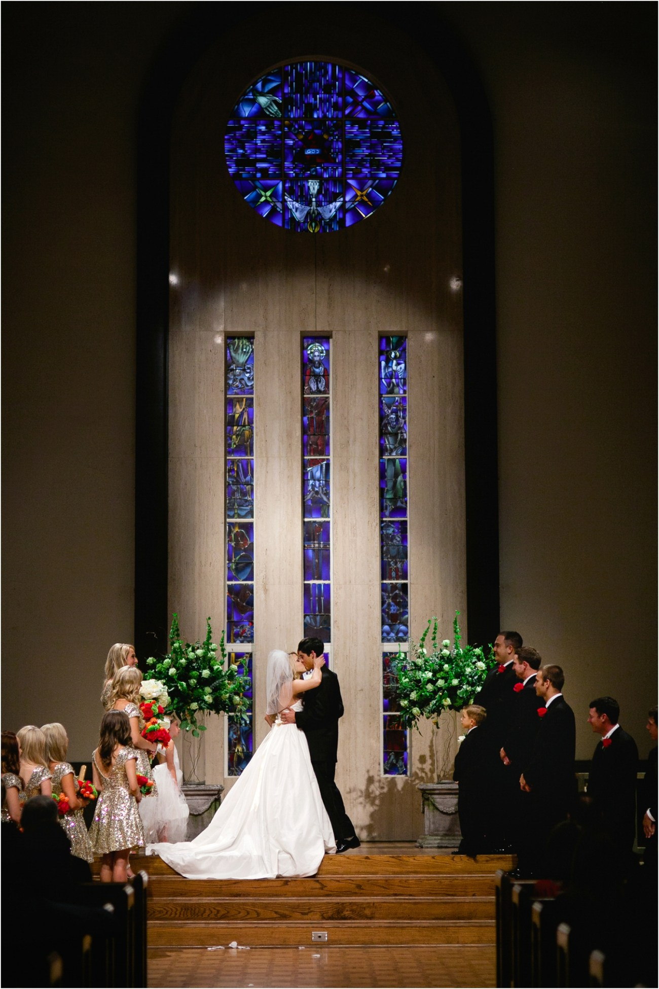 lubbock first christian church wedding