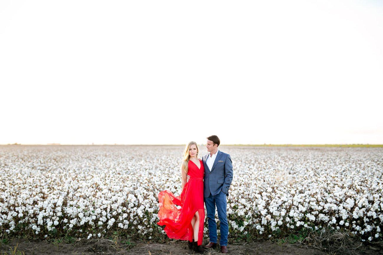 lubbock cotton engagement