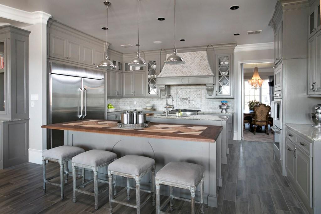 lubbock custom kitchen