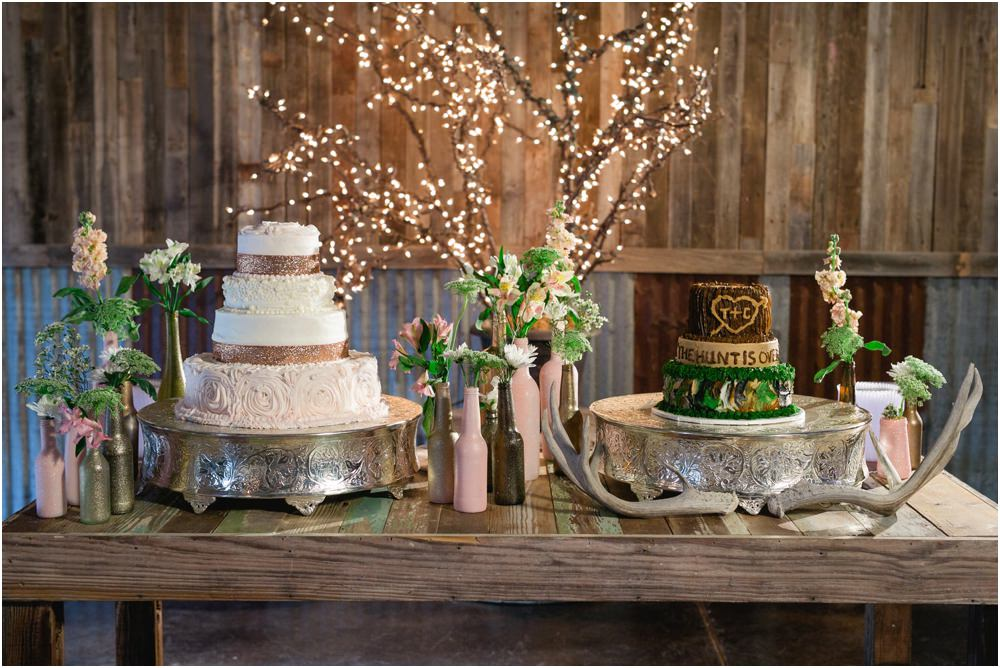 rustic wedding cake lubbock