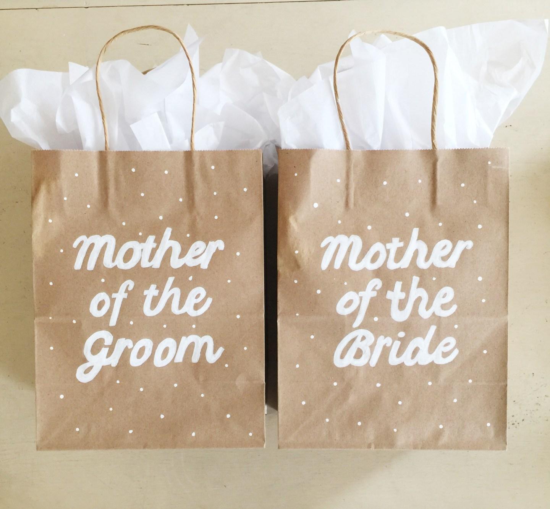 DIY Wedding Gift Bags