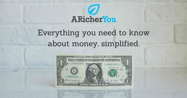 A Richer You Homepage