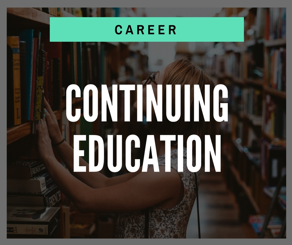 Product - Career - Continuing Education