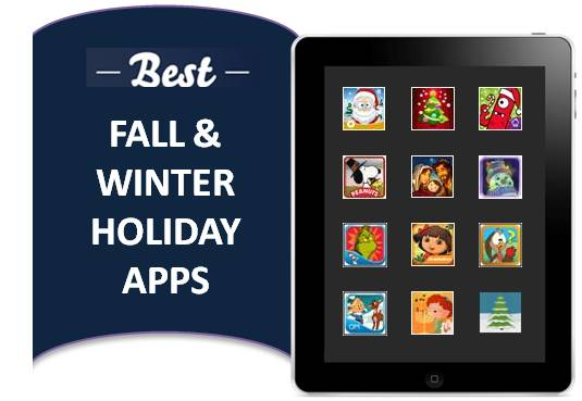holiday photo apps