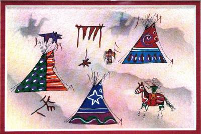 Benjamin_Nelson_Print_Native_American_Art