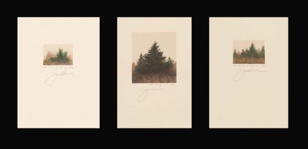 Prints by Frank Howell_Trees