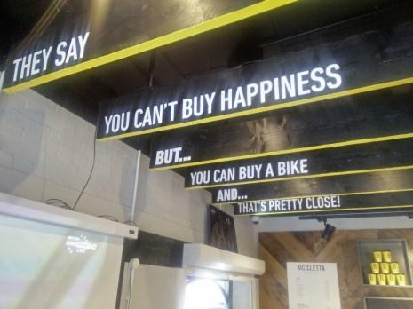 Bicicletta have some admirable morals
