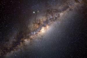 Samanyolu Galaksisi'nde dalga şeklinde devasa bir yapı keşfedildi.