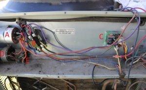Condenser Fan Motor : Arid Preservation