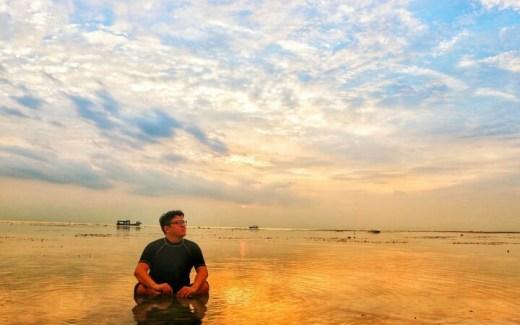 golden hour pulau payung ariefpokto