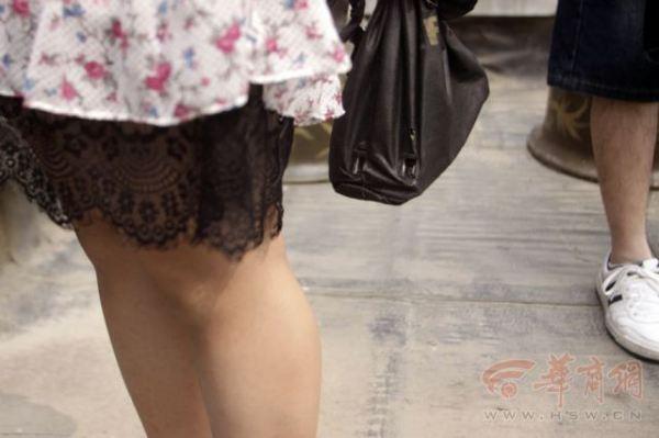 Hatihati Modus Baru Mengintip Celana Dalam Wanita